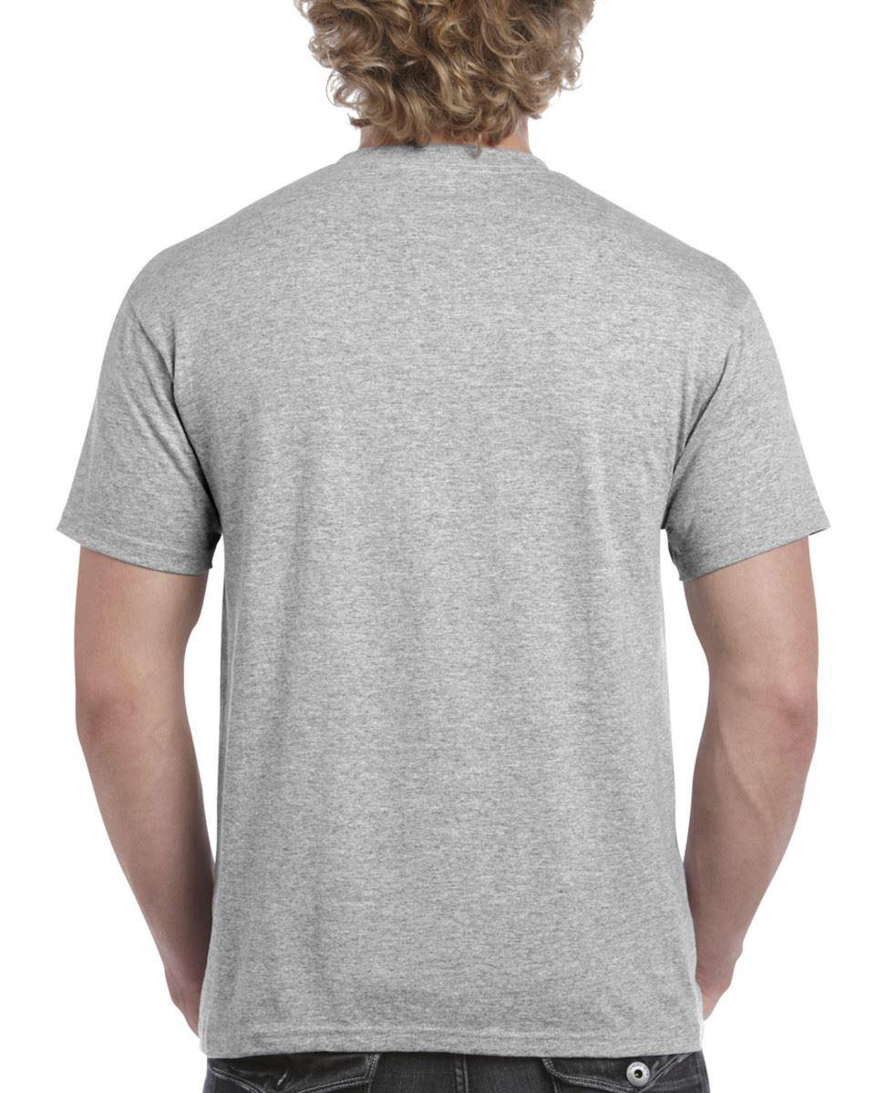 Gildan-Mens-Hammer-Plain-Crew-Neck-T-Shirts-100-Cotton thumbnail 26