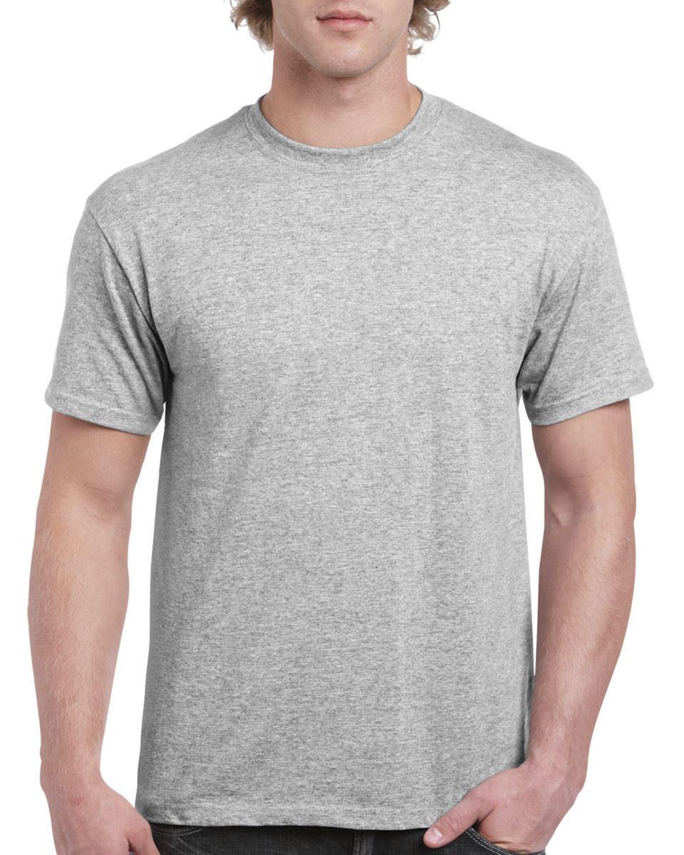 Gildan-Mens-Hammer-Plain-Crew-Neck-T-Shirts-100-Cotton thumbnail 25
