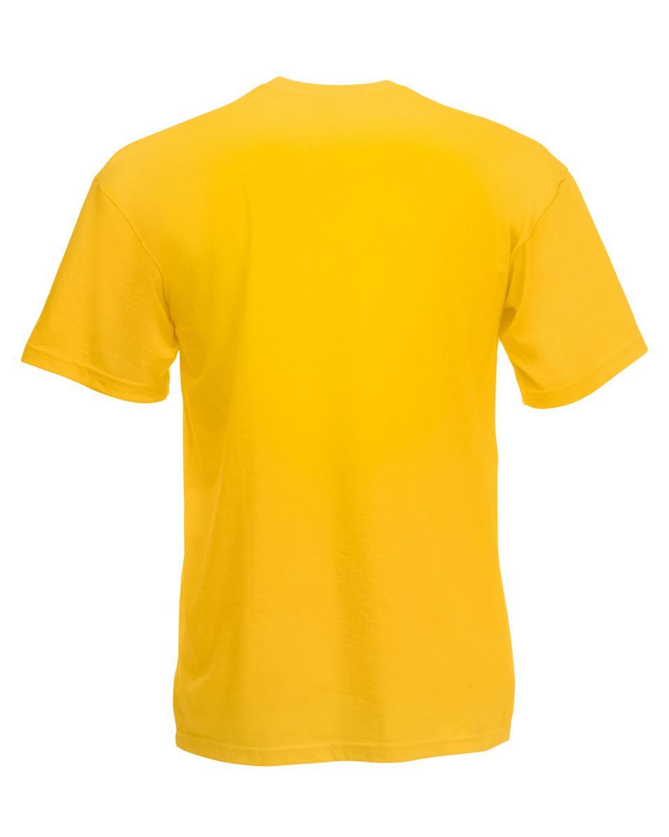 Fruit-of-the-Loom-Super-Premium-T-Shirt-Heavy-Cotton-Blank-Tee-Shirt-S-XXXL Indexbild 35