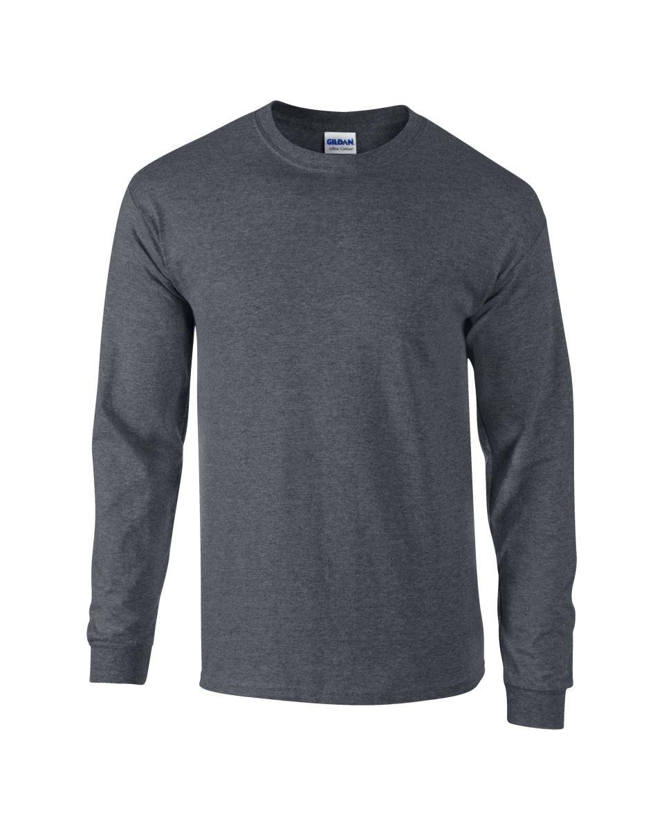 3-Pack-Gildan-Mens-Ultra-Cotton-Adult-Long-Sleeve-Plain-T-Shirt-Cotton-Tee-Shirt thumbnail 59