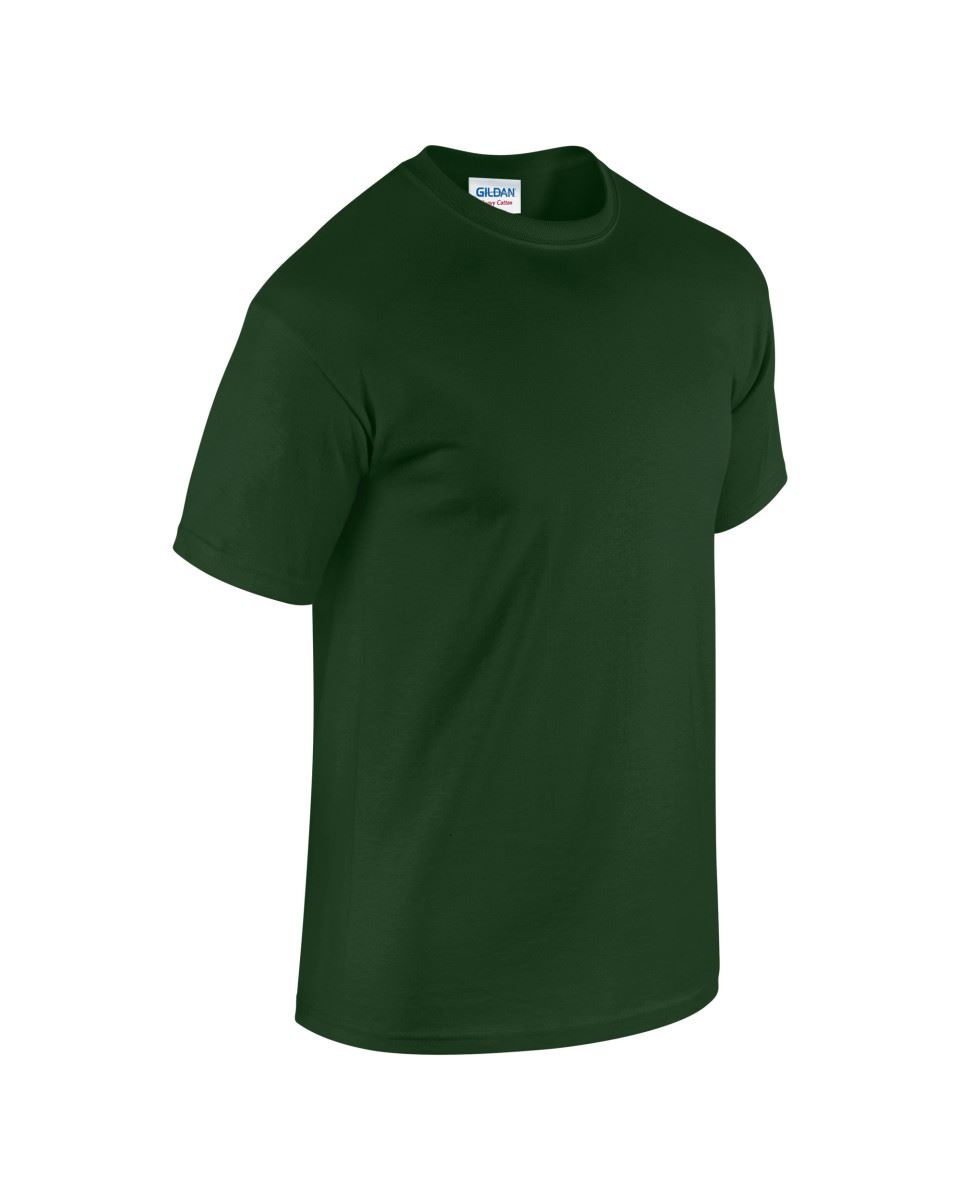 10-Pack-Plain-Gildan-Mens-Heavy-Cotton-Short-Sleeve-Plain-T-Shirt-Tee-T-Shirt thumbnail 80