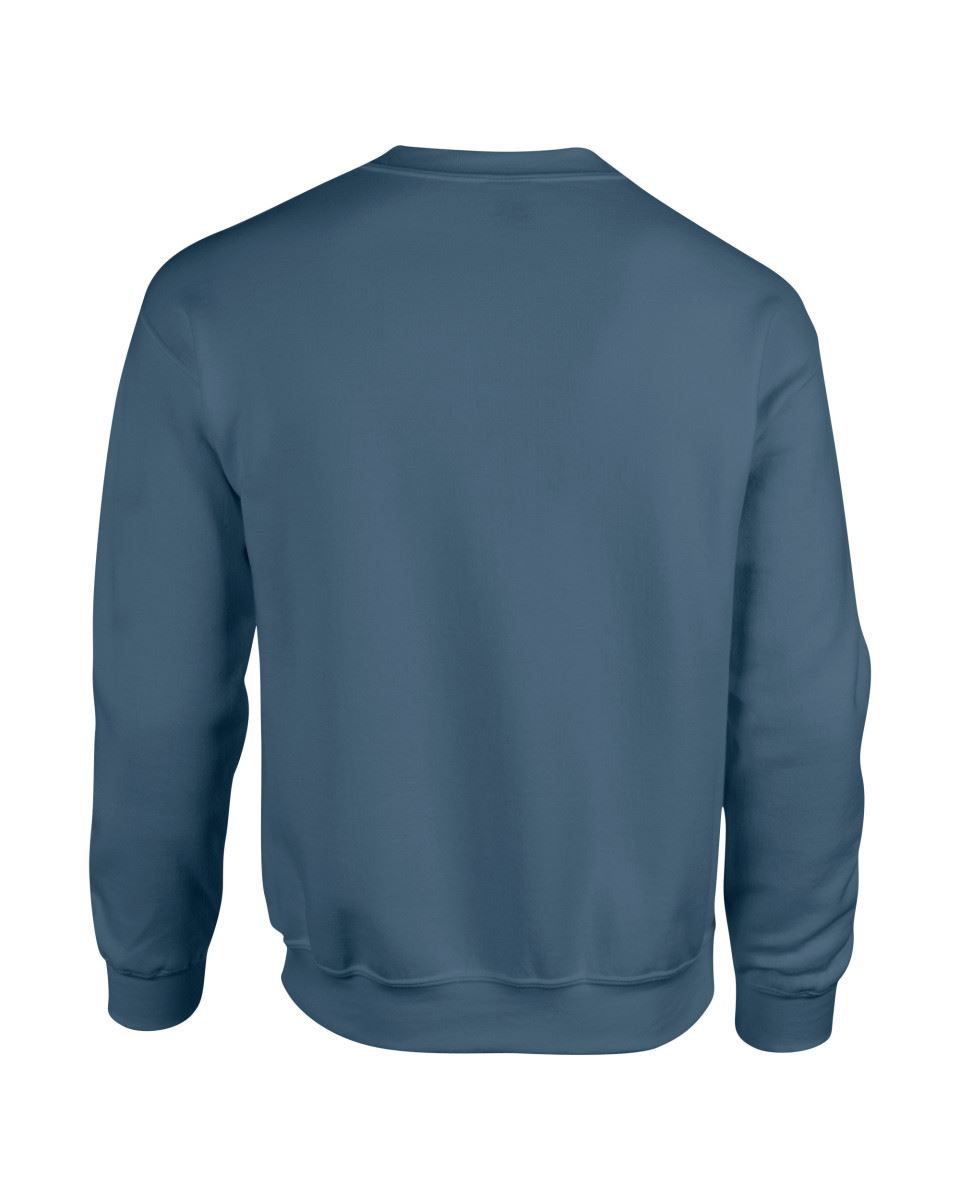 Gildan-Heavy-Blend-Adult-Crew-Neck-Pullover-Sweatshirt-Sweater-Workwear-Uniform thumbnail 116