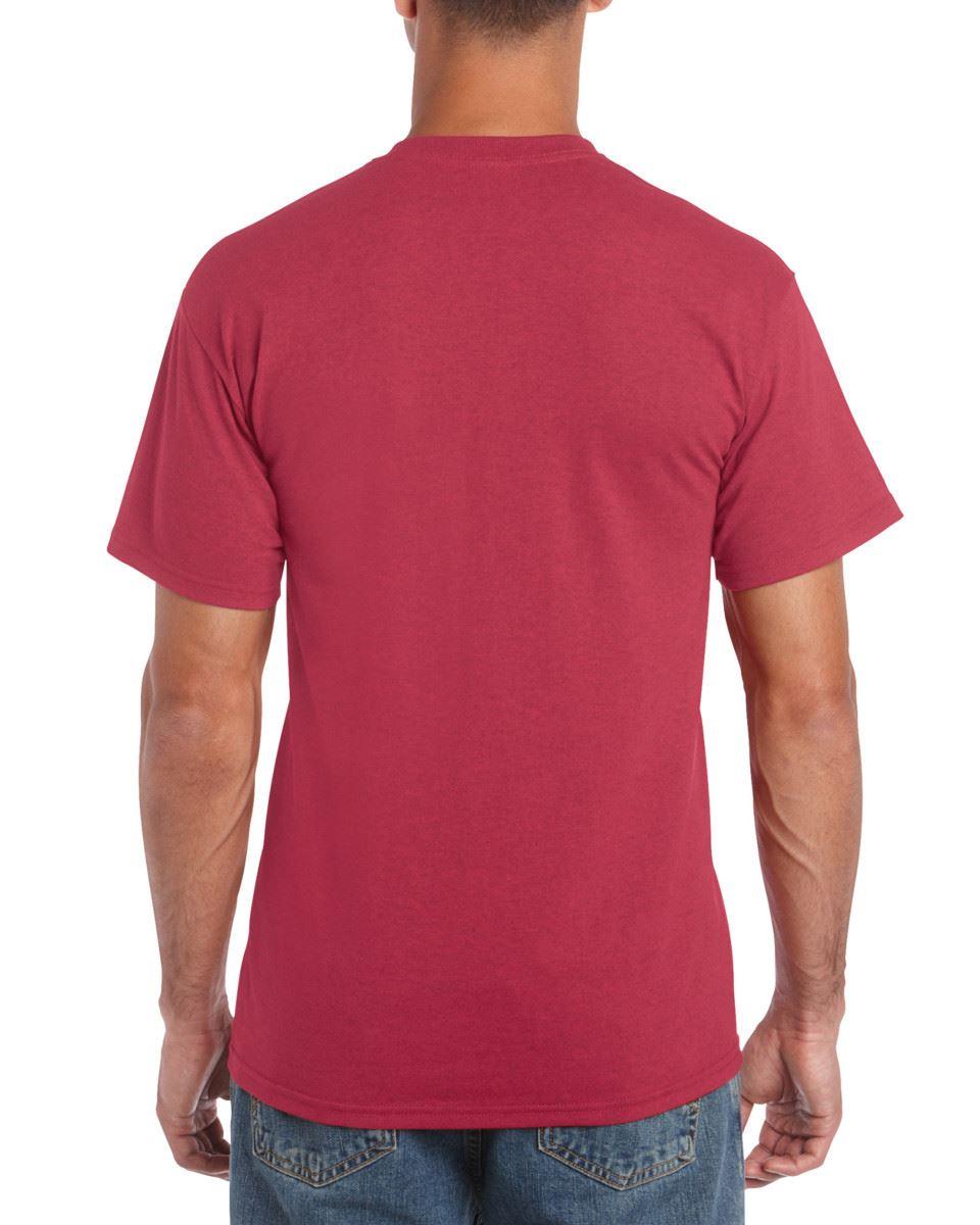 10-Pack-Plain-Gildan-Mens-Heavy-Cotton-Short-Sleeve-Plain-T-Shirt-Tee-T-Shirt thumbnail 13
