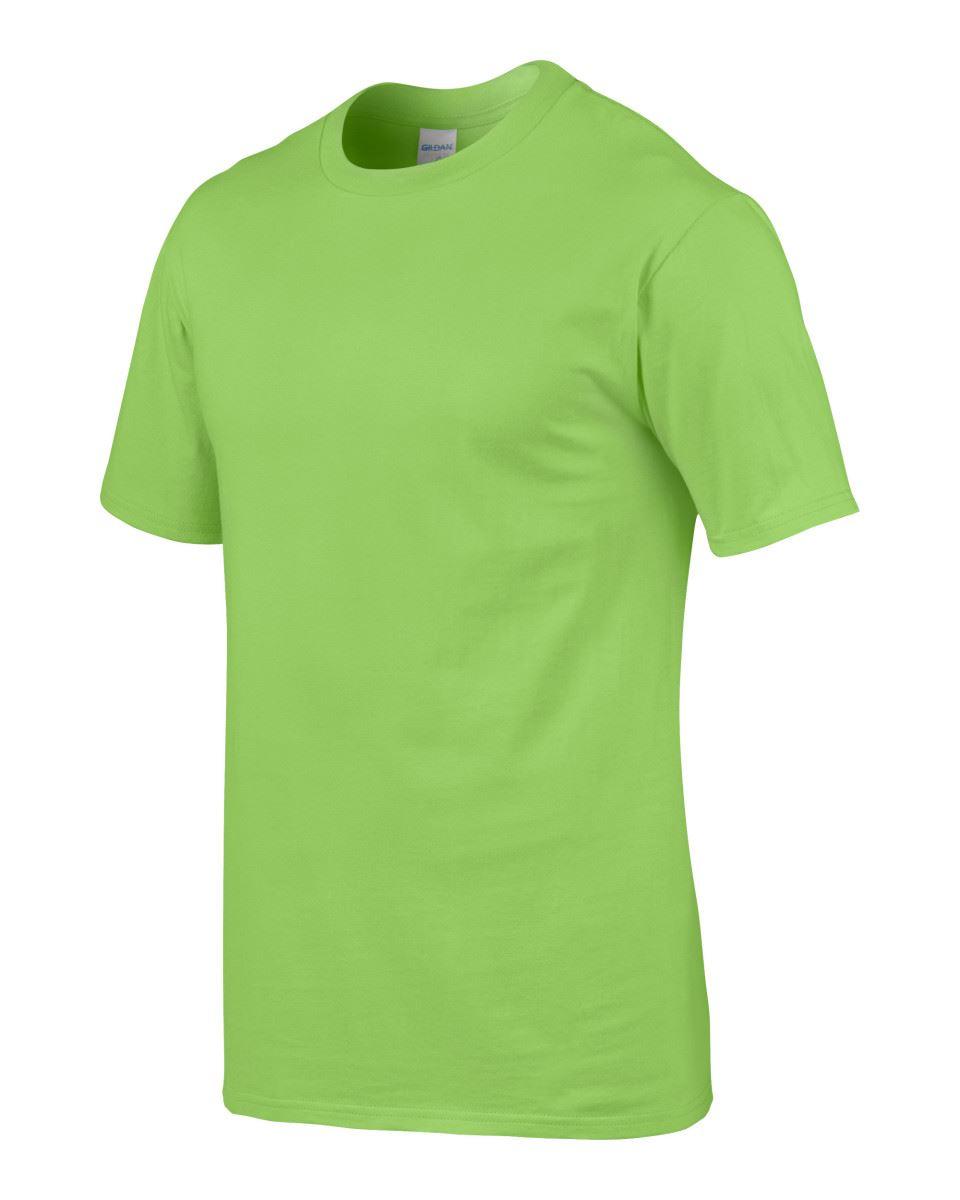 3-Pack-Gildan-Hommes-Femmes-Premium-Softstyle-Ringspun-Plain-T-shirt-en-coton-tee miniature 60