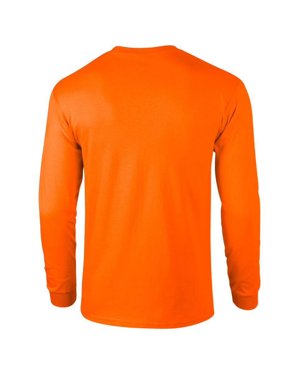 Gildan-Mens-Ultra-Cotton-Adult-Long-Sleeve-Plain-T-Shirt-Tshirt-Cotton-Tee-Shirt thumbnail 107