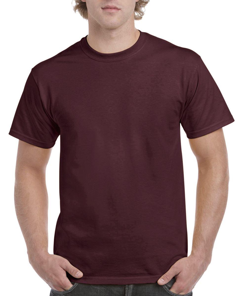 Gildan-Mens-Hammer-Plain-Crew-Neck-T-Shirts-100-Cotton thumbnail 21