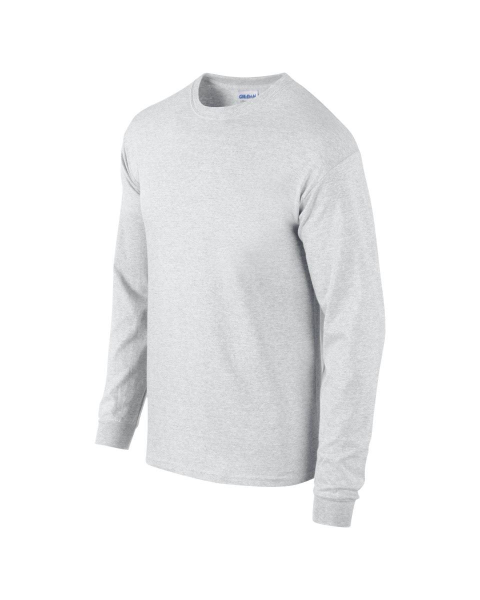 Gildan-Mens-Ultra-Cotton-Adult-Long-Sleeve-Plain-T-Shirt-Tshirt-Cotton-Tee-Shirt thumbnail 36
