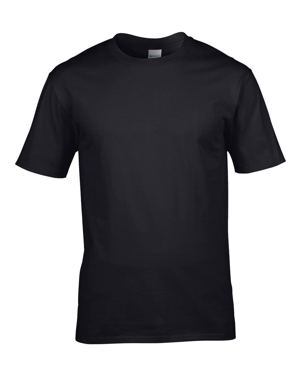 3-Pack-Gildan-Hommes-Femmes-Premium-Softstyle-Ringspun-Plain-T-shirt-en-coton-tee miniature 9