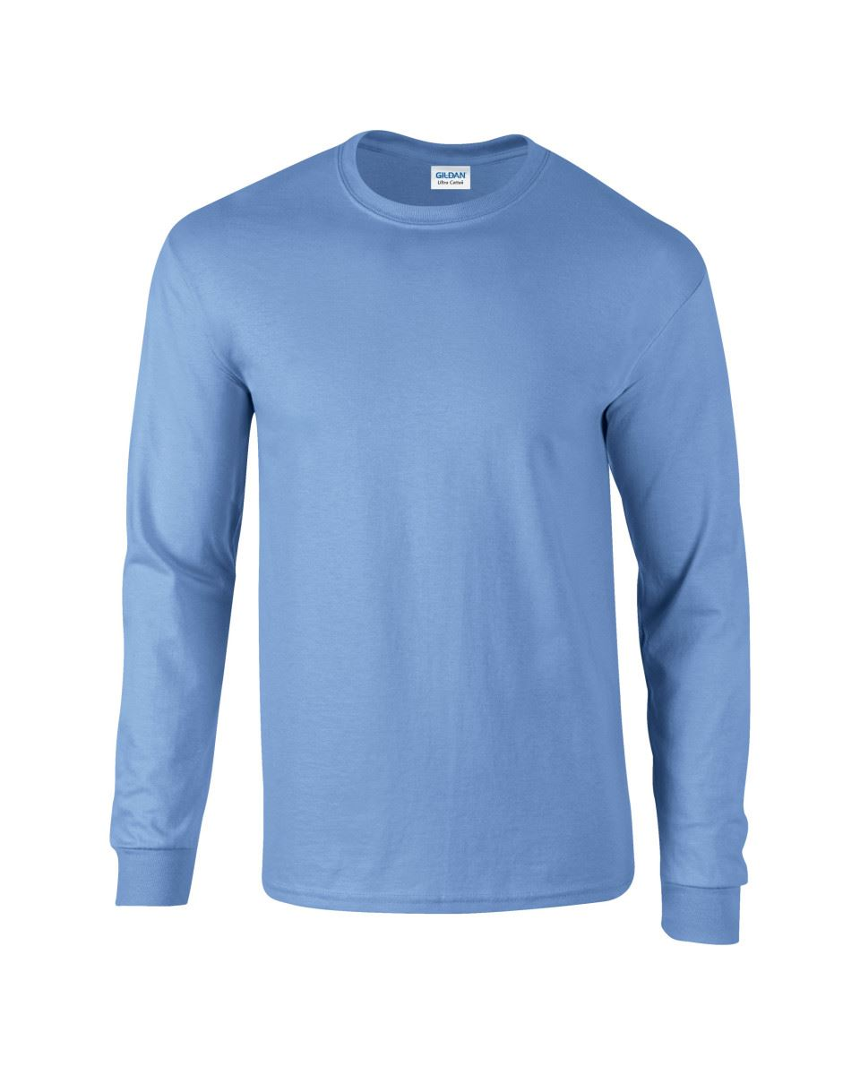 Gildan-Mens-Ultra-Cotton-Adult-Long-Sleeve-Plain-T-Shirt-Tshirt-Cotton-Tee-Shirt thumbnail 45