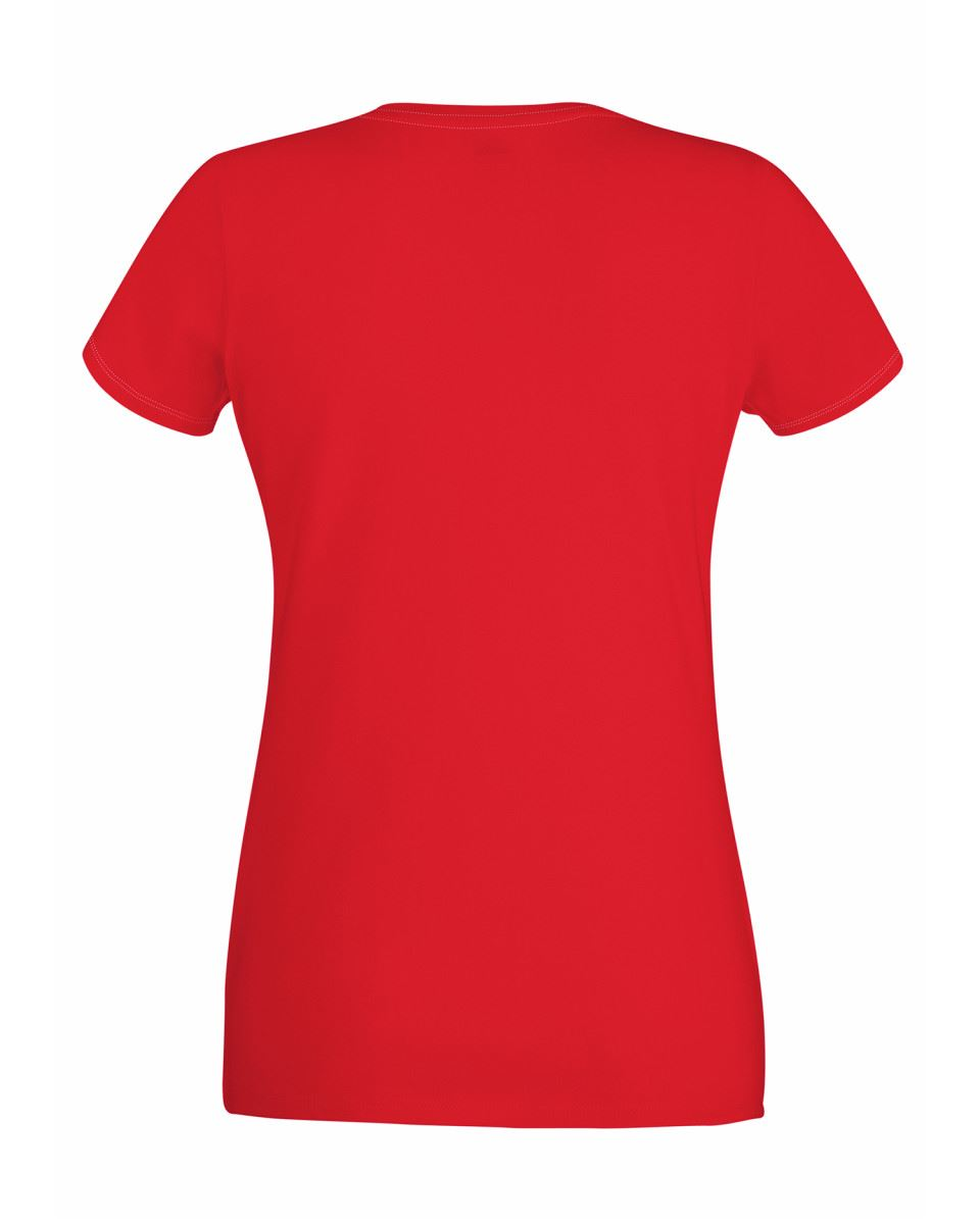Fruit-Of-The-Loom-LADIES-T-SHIRT-V-NECK-LADY-FIT-COTTON-LYCRA-TOP-TEE-XS-2XL thumbnail 13