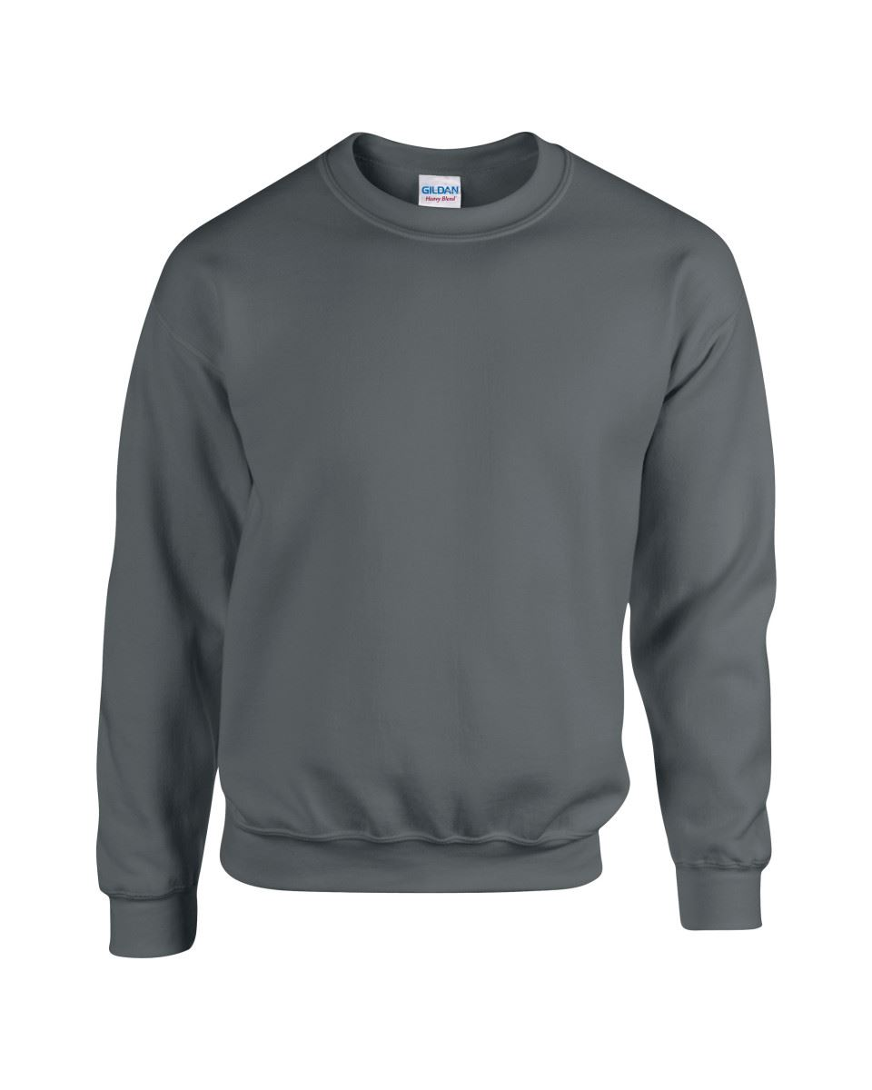 Gildan-Heavy-Blend-Adult-Crew-Neck-Pullover-Sweatshirt-Sweater-Workwear-Uniform thumbnail 52