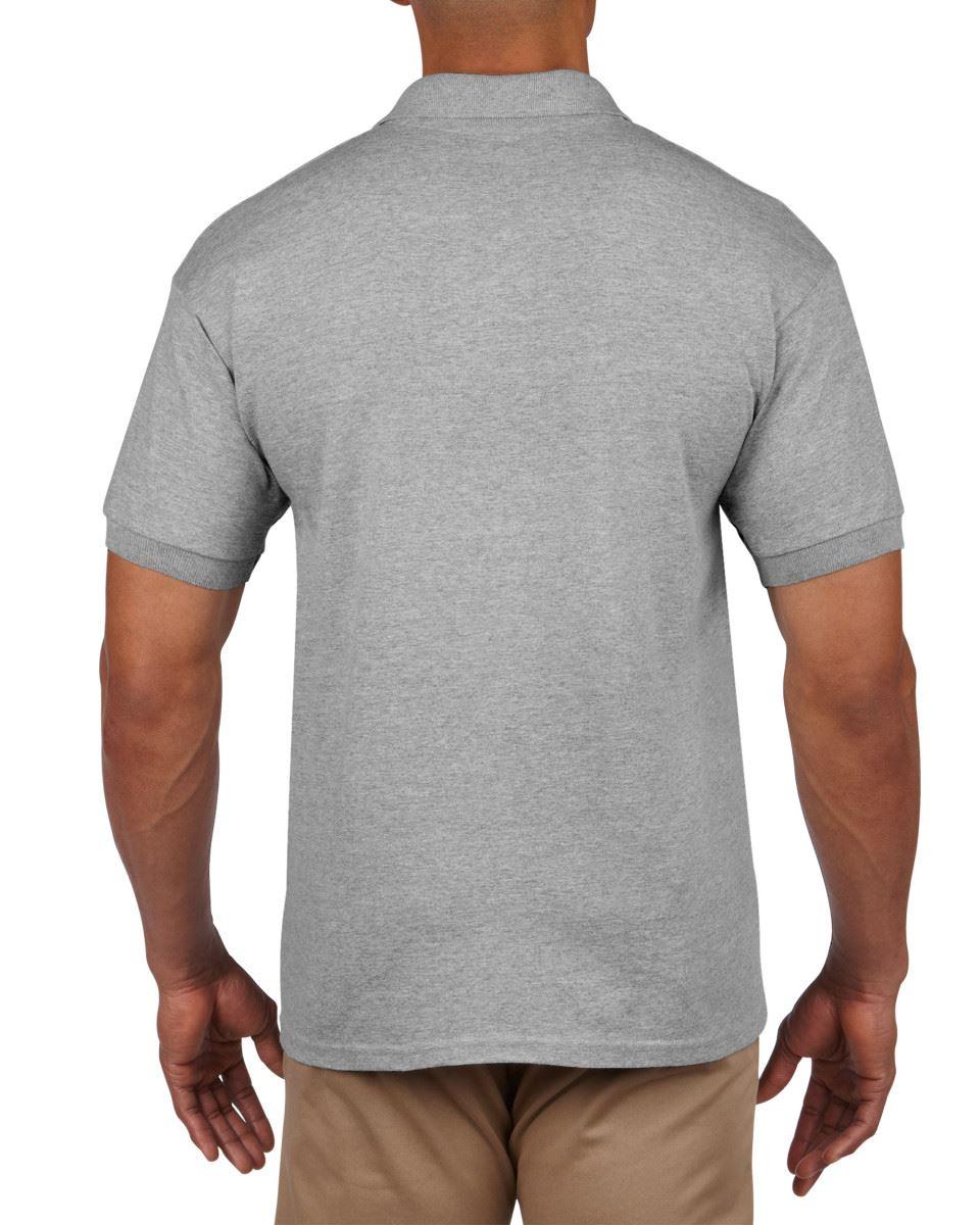 5-Pack-Gildan-Ultra-Cotton-Adult-Pique-Plain-Polo-Shirt-Tee-T-Shirt-Ringspun thumbnail 67