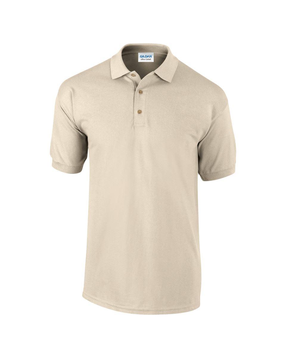 5-Pack-Gildan-Ultra-Cotton-Adult-Pique-Plain-Polo-Shirt-Tee-T-Shirt-Ringspun thumbnail 63