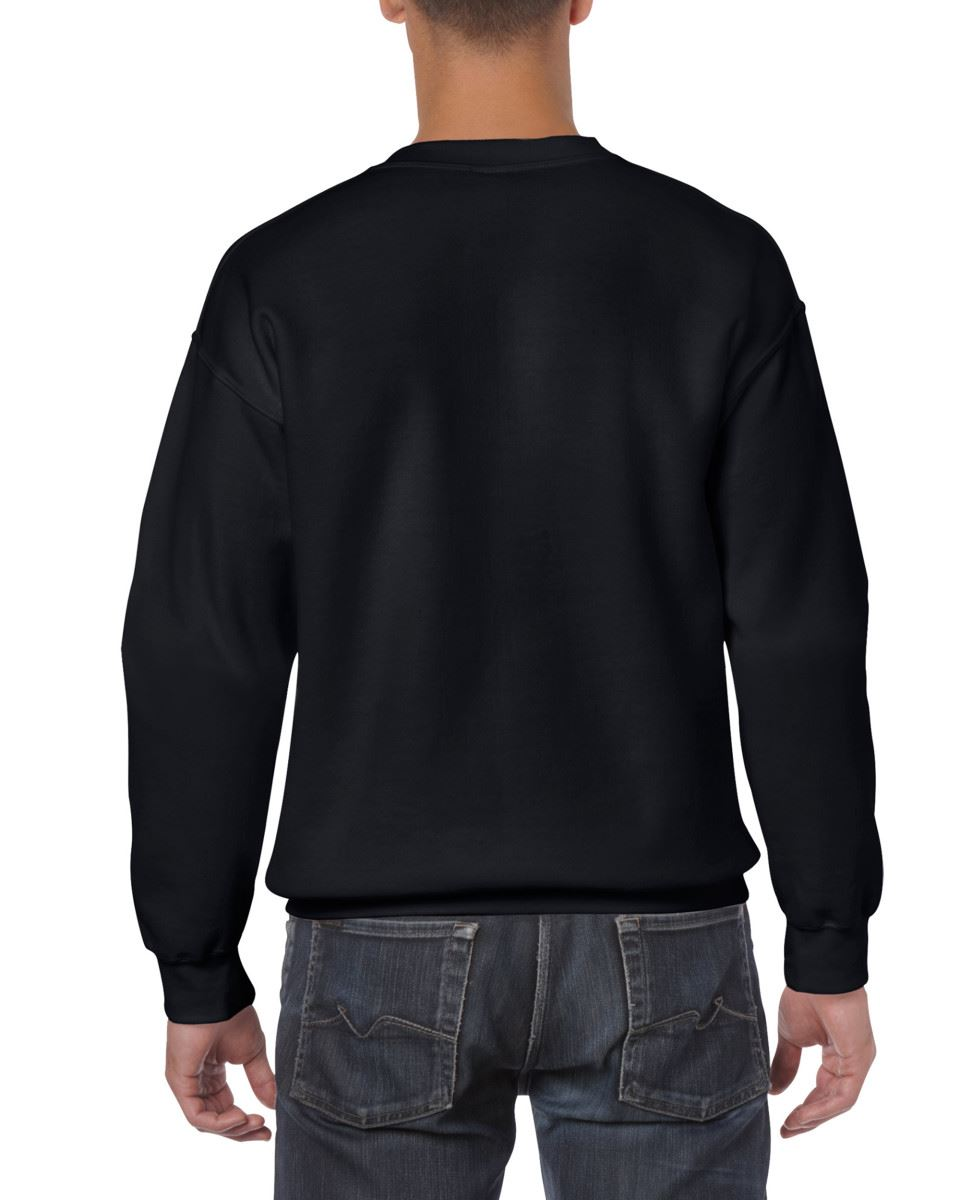 Gildan-Heavy-Blend-Adult-Crew-Neck-Pullover-Sweatshirt-Sweater-Workwear-Uniform thumbnail 9