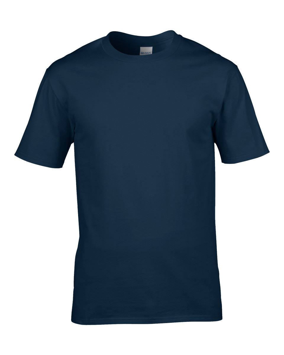 3-Pack-Gildan-Hommes-Femmes-Premium-Softstyle-Ringspun-Plain-T-shirt-en-coton-tee miniature 69