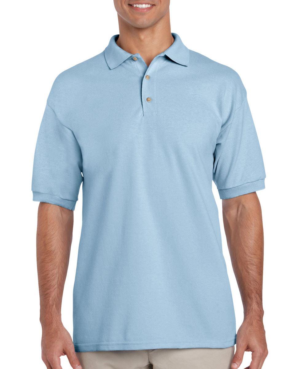 5-Pack-Gildan-Ultra-Cotton-Adult-Pique-Plain-Polo-Shirt-Tee-T-Shirt-Ringspun thumbnail 31
