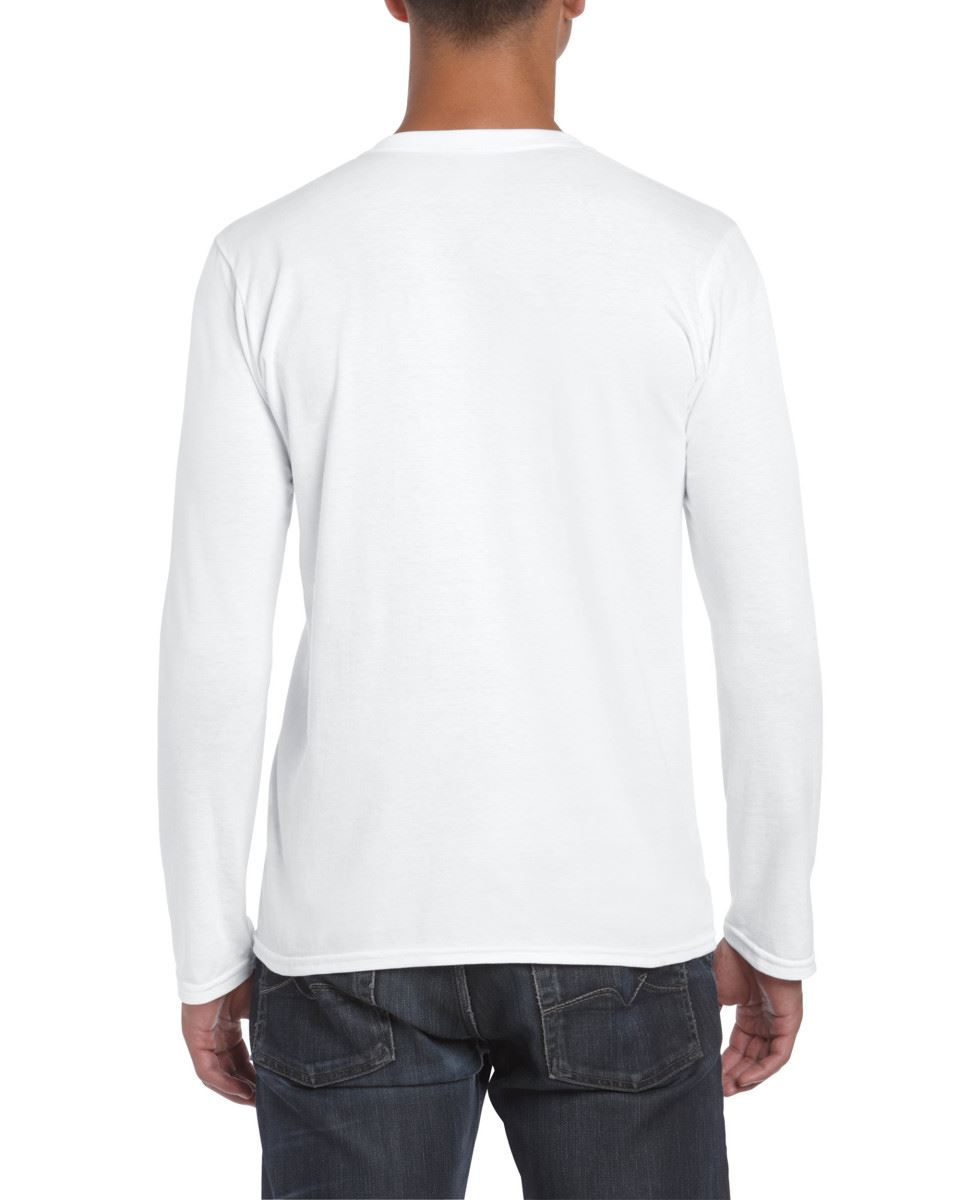 Gildan-MEN-039-S-LONG-SLEEVE-T-SHIRT-SOFT-COTTON-PLAIN-TOP-SLEEVES-CASUAL-NEW-S-2XL thumbnail 7