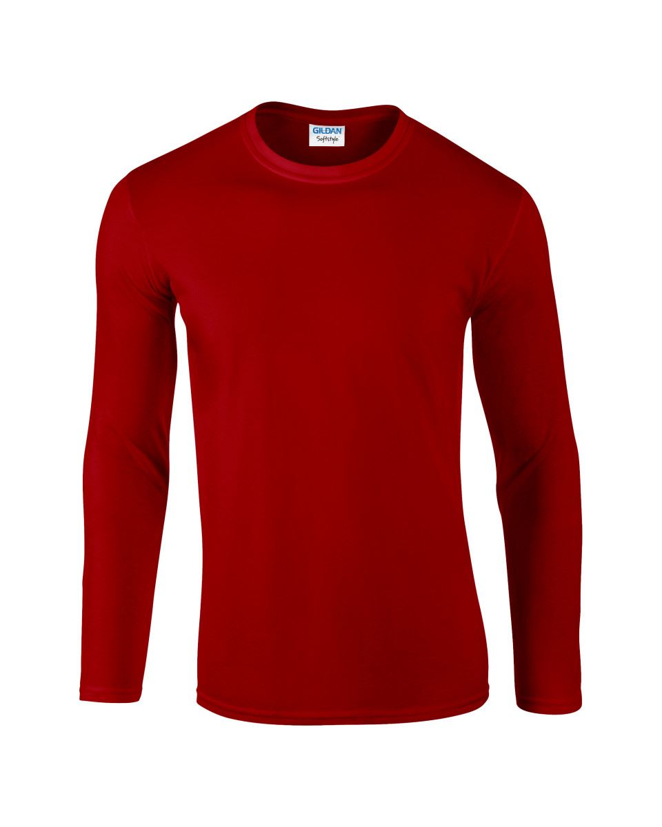 Gildan-MEN-039-S-LONG-SLEEVE-T-SHIRT-SOFT-COTTON-PLAIN-TOP-SLEEVES-CASUAL-NEW-S-2XL thumbnail 28