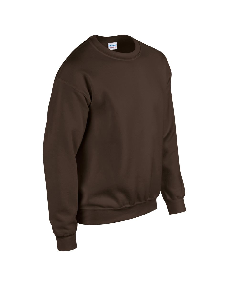 Gildan-Heavy-Blend-Adult-Crew-Neck-Pullover-Sweatshirt-Sweater-Workwear-Uniform thumbnail 63