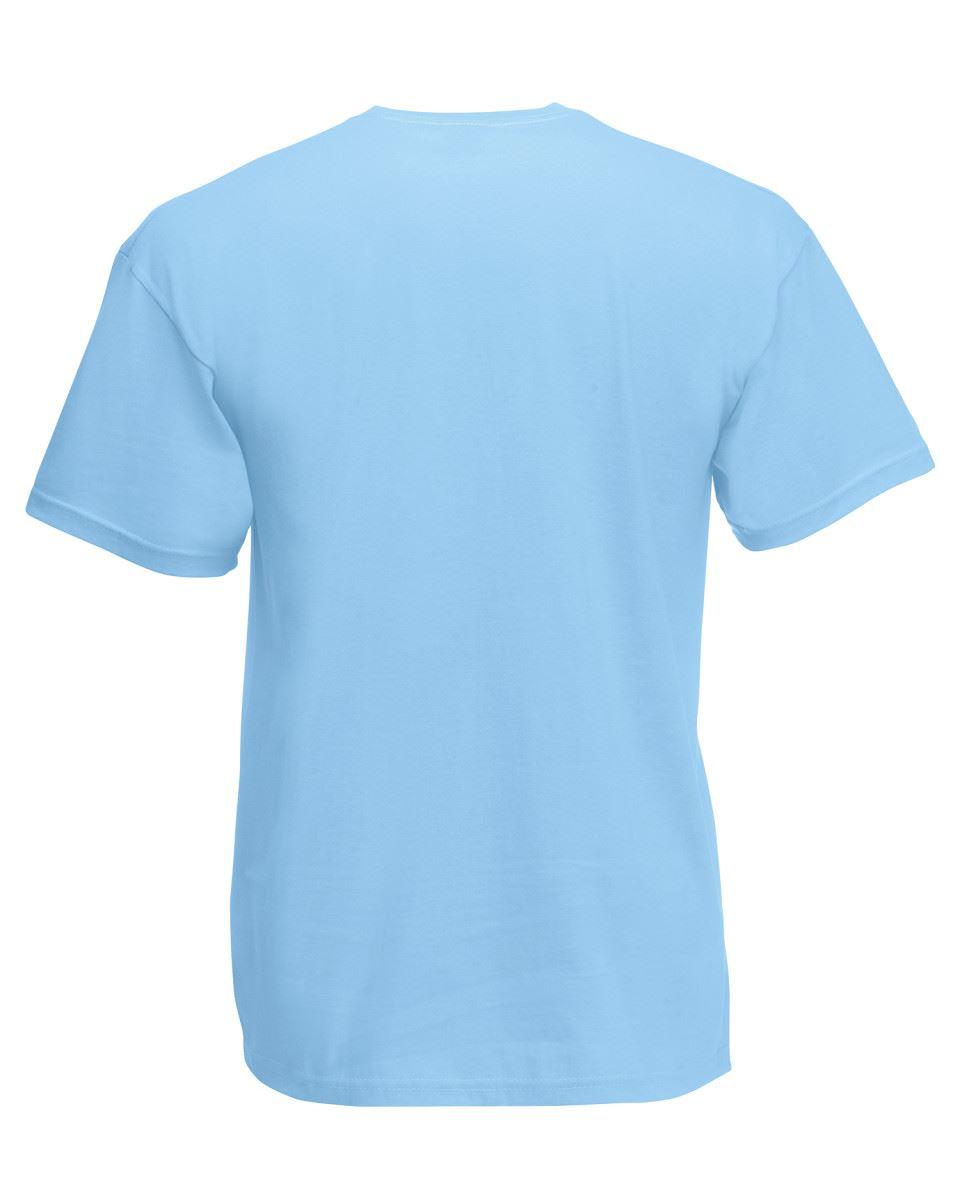 Fruit-of-the-Loom-Super-Premium-T-Shirt-Heavy-Cotton-Blank-Tee-Shirt-S-XXXL Indexbild 33