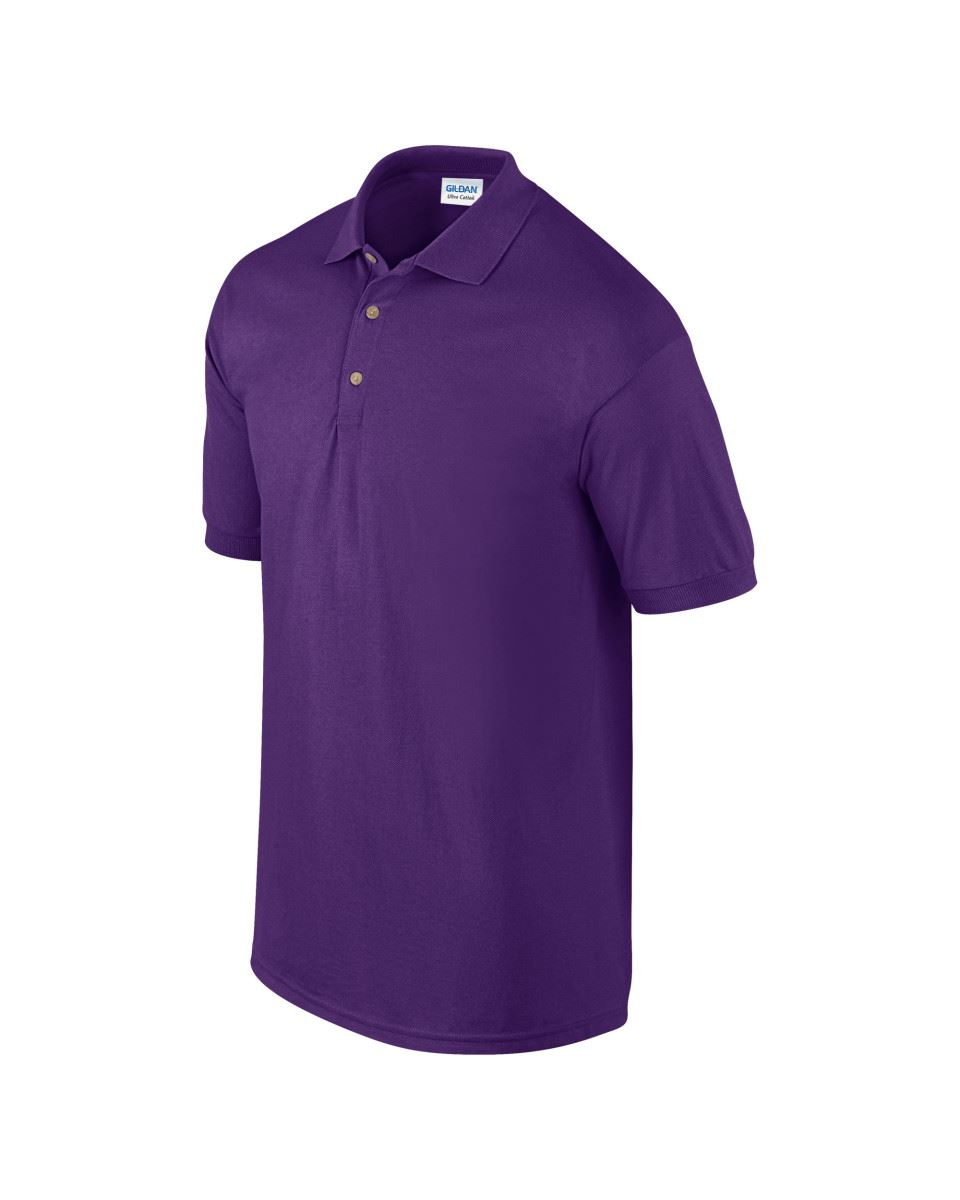 5-Pack-Gildan-Ultra-Cotton-Adult-Pique-Plain-Polo-Shirt-Tee-T-Shirt-Ringspun thumbnail 49