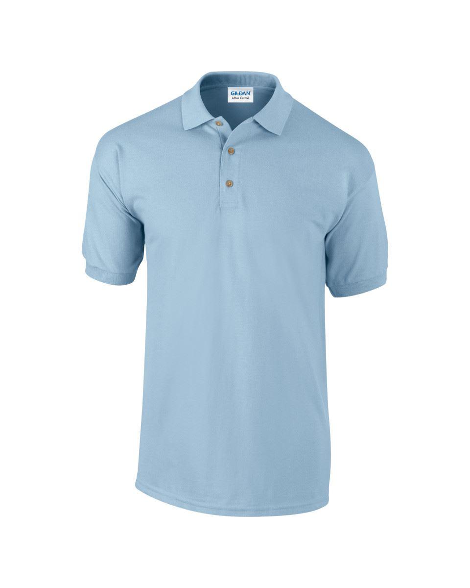 5-Pack-Gildan-Ultra-Cotton-Adult-Pique-Plain-Polo-Shirt-Tee-T-Shirt-Ringspun thumbnail 33