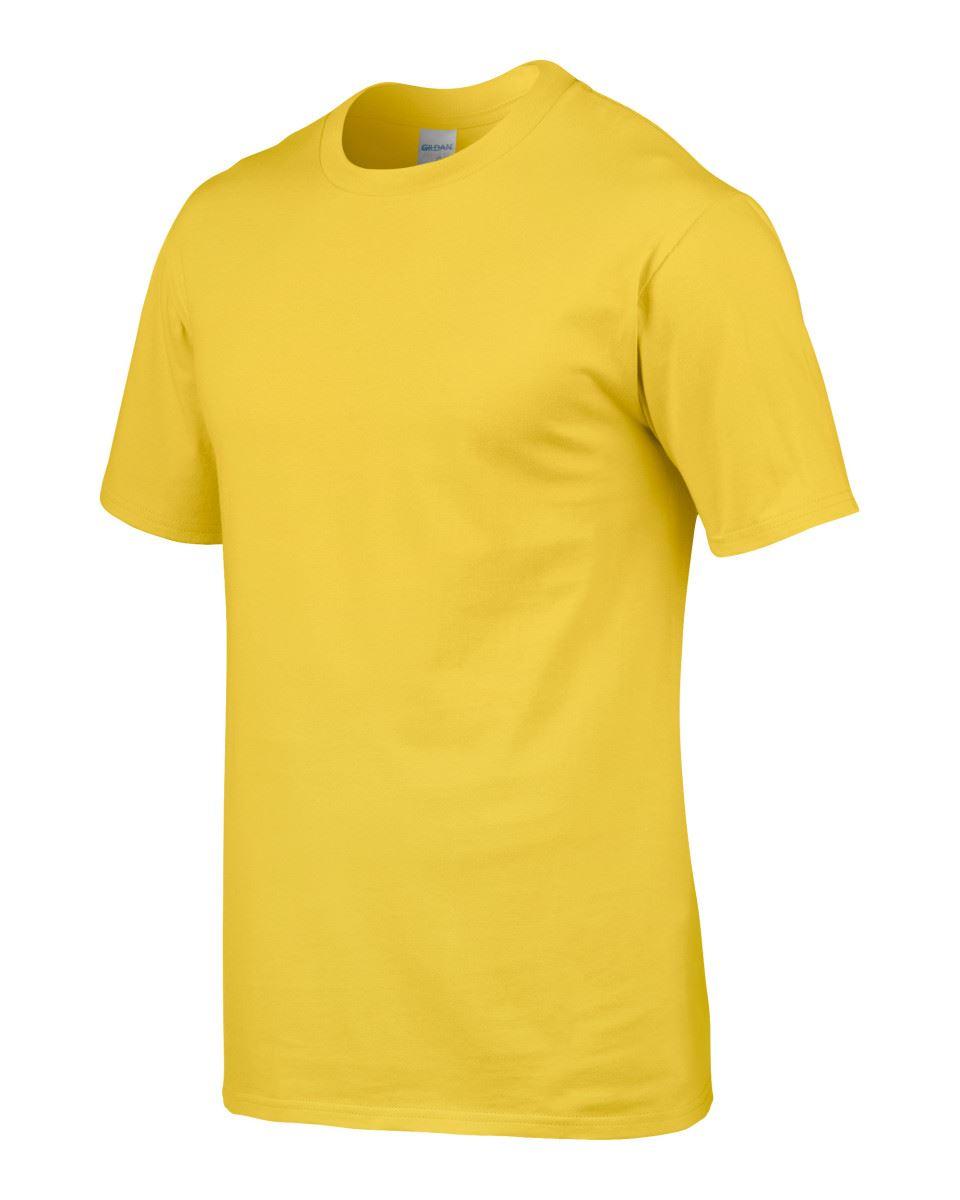 3-Pack-Gildan-Hommes-Femmes-Premium-Softstyle-Ringspun-Plain-T-shirt-en-coton-tee miniature 30