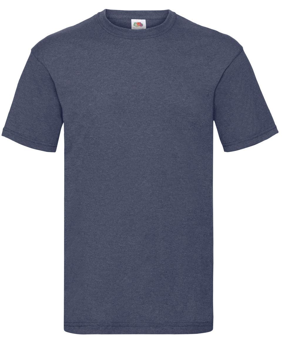 5-Pack-Men-039-s-Fruit-of-the-Loom-Plain-100-Cotton-Blank-Tee-Shirt-Tshirt-T-Shirt thumbnail 301