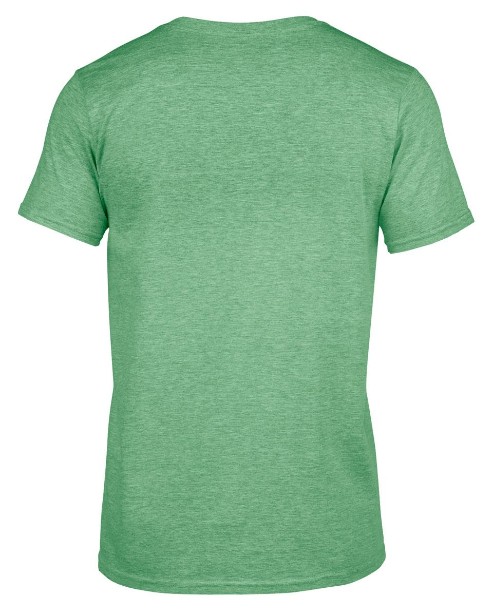 Gildan-Mens-Men-039-s-Soft-Style-Plain-V-Neck-T-Shirt-Cotton-Tee-Tshirt thumbnail 26