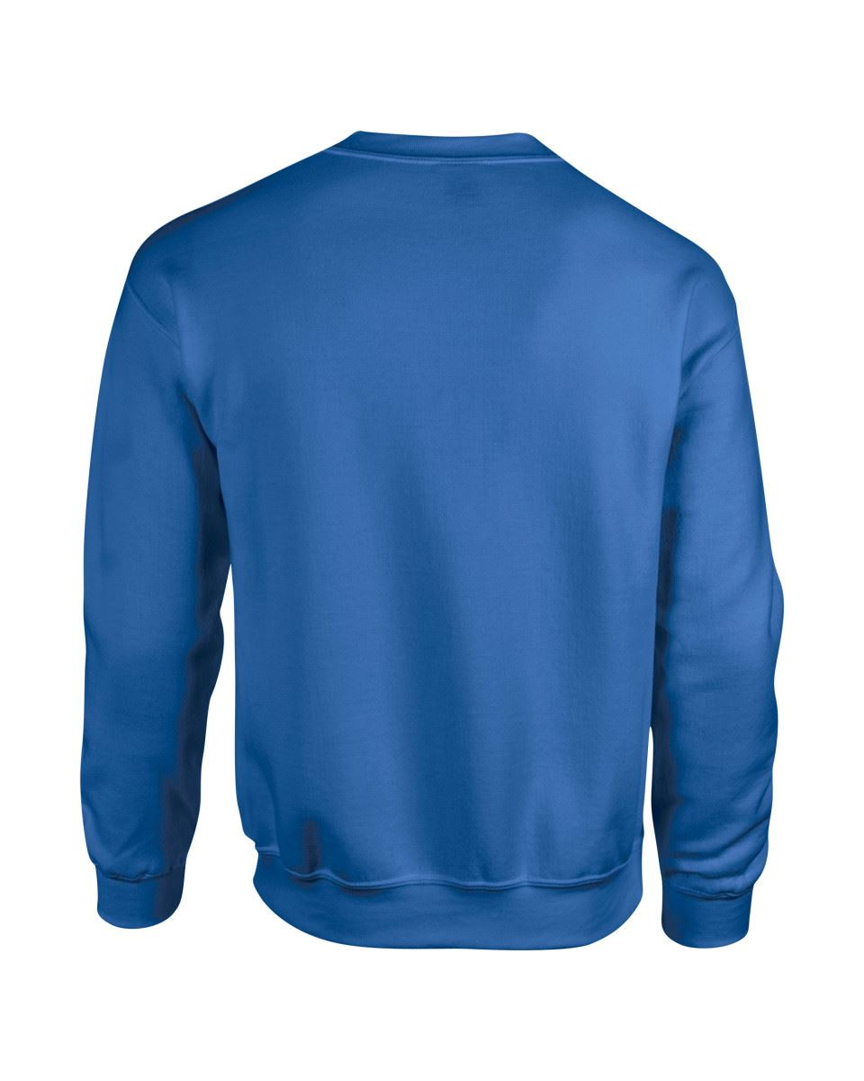 Gildan-Heavy-Blend-Adult-Crew-Neck-Pullover-Sweatshirt-Sweater-Workwear-Uniform thumbnail 32