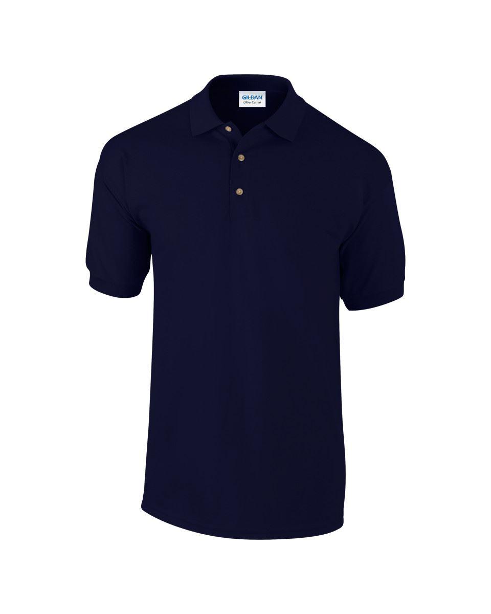 5-Pack-Gildan-Ultra-Cotton-Adult-Pique-Plain-Polo-Shirt-Tee-T-Shirt-Ringspun thumbnail 43