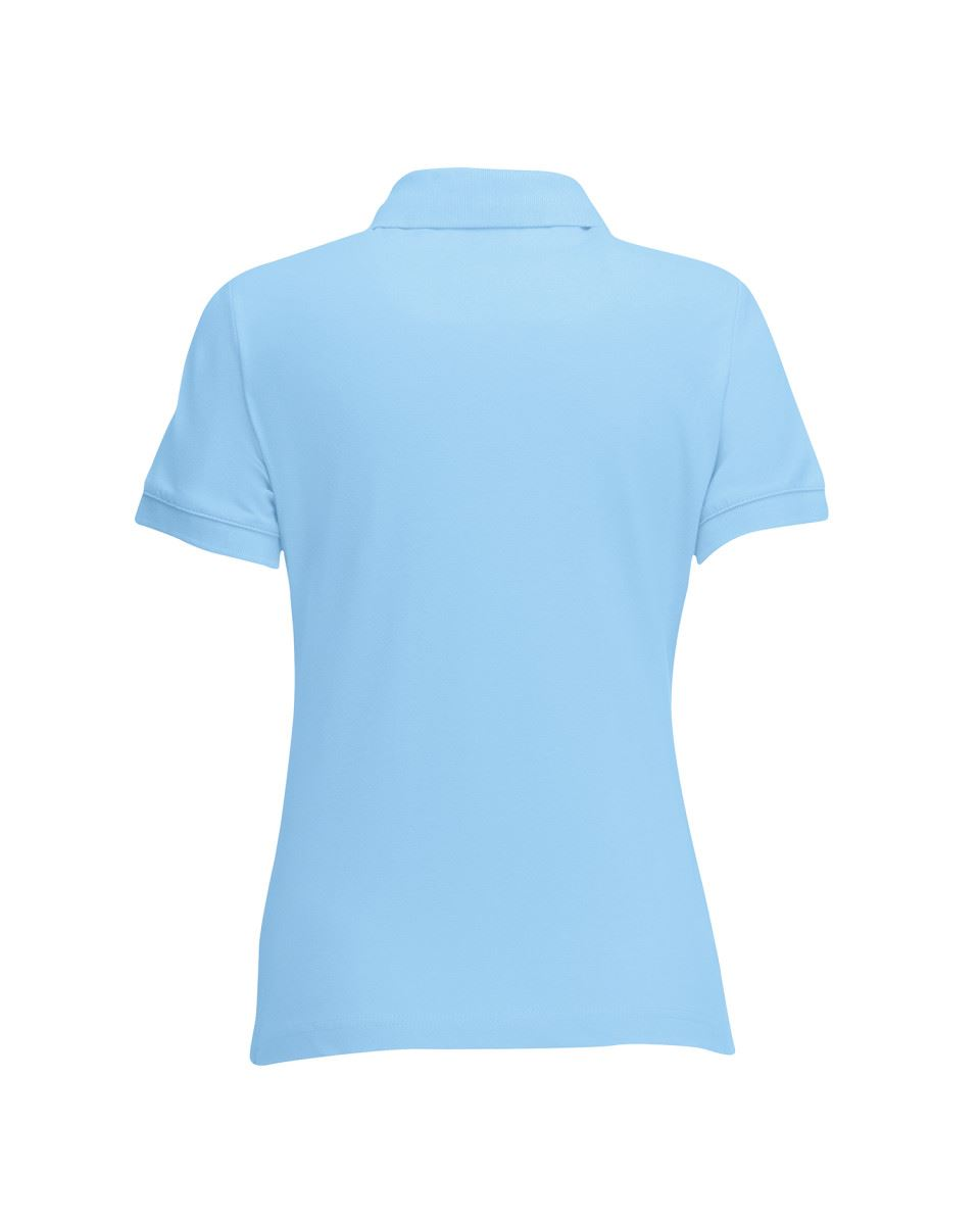 Fruit-Of-The-Loom-Ladies-Lady-Fit-Premium-Pique-Cadat-Collar-Polo-Shirts-T-shirt thumbnail 21