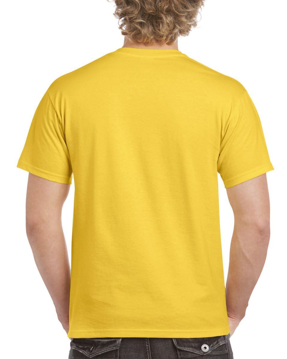 Gildan-Mens-Hammer-Plain-Crew-Neck-T-Shirts-100-Cotton thumbnail 10