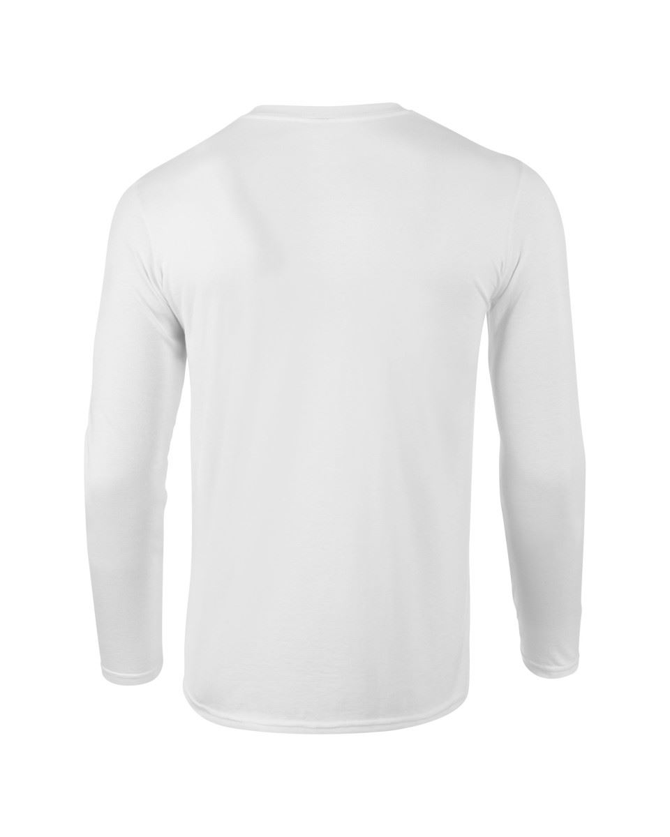 Gildan-MEN-039-S-LONG-SLEEVE-T-SHIRT-SOFT-COTTON-PLAIN-TOP-SLEEVES-CASUAL-NEW-S-2XL thumbnail 4