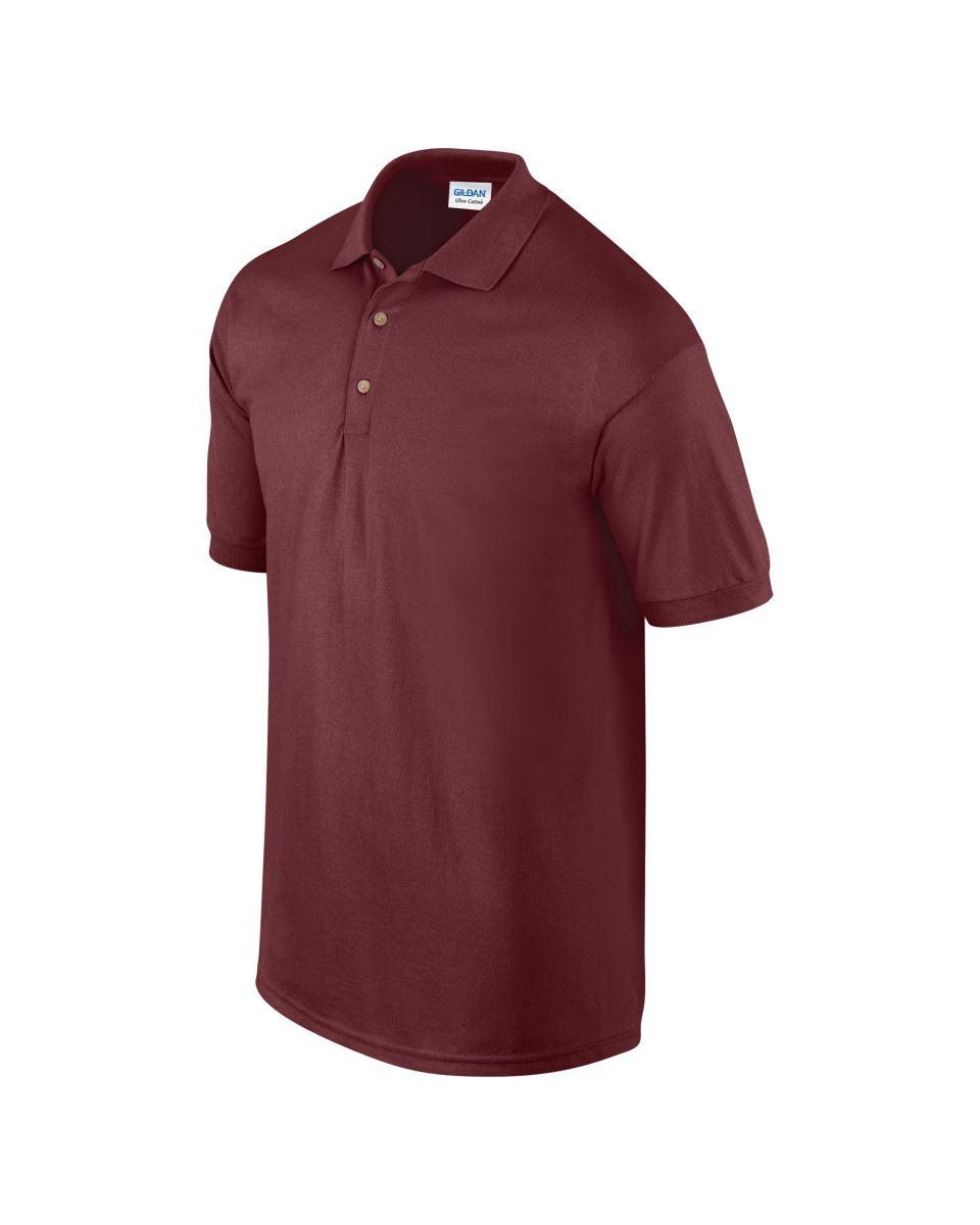 5-Pack-Gildan-Ultra-Cotton-Adult-Pique-Plain-Polo-Shirt-Tee-T-Shirt-Ringspun thumbnail 39