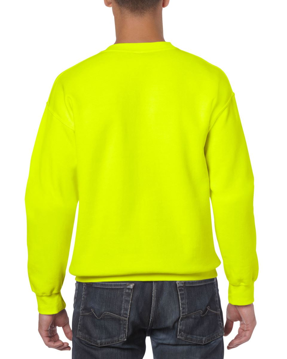 Gildan-Heavy-Blend-Adult-Crew-Neck-Pullover-Sweatshirt-Sweater-Workwear-Uniform thumbnail 138