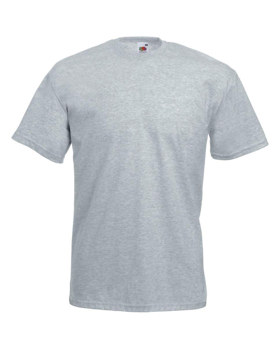 5-Pack-Men-039-s-Fruit-of-the-Loom-Plain-100-Cotton-Blank-Tee-Shirt-Tshirt-T-Shirt thumbnail 127