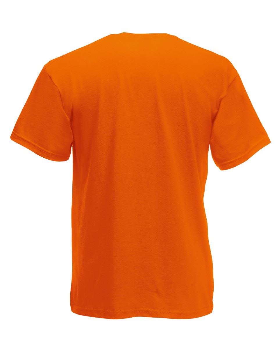 Fruit-of-the-Loom-Cotton-Plain-Blank-Men-039-s-Women-039-s-Original-Tshirt-T-Shirt-NEW thumbnail 35
