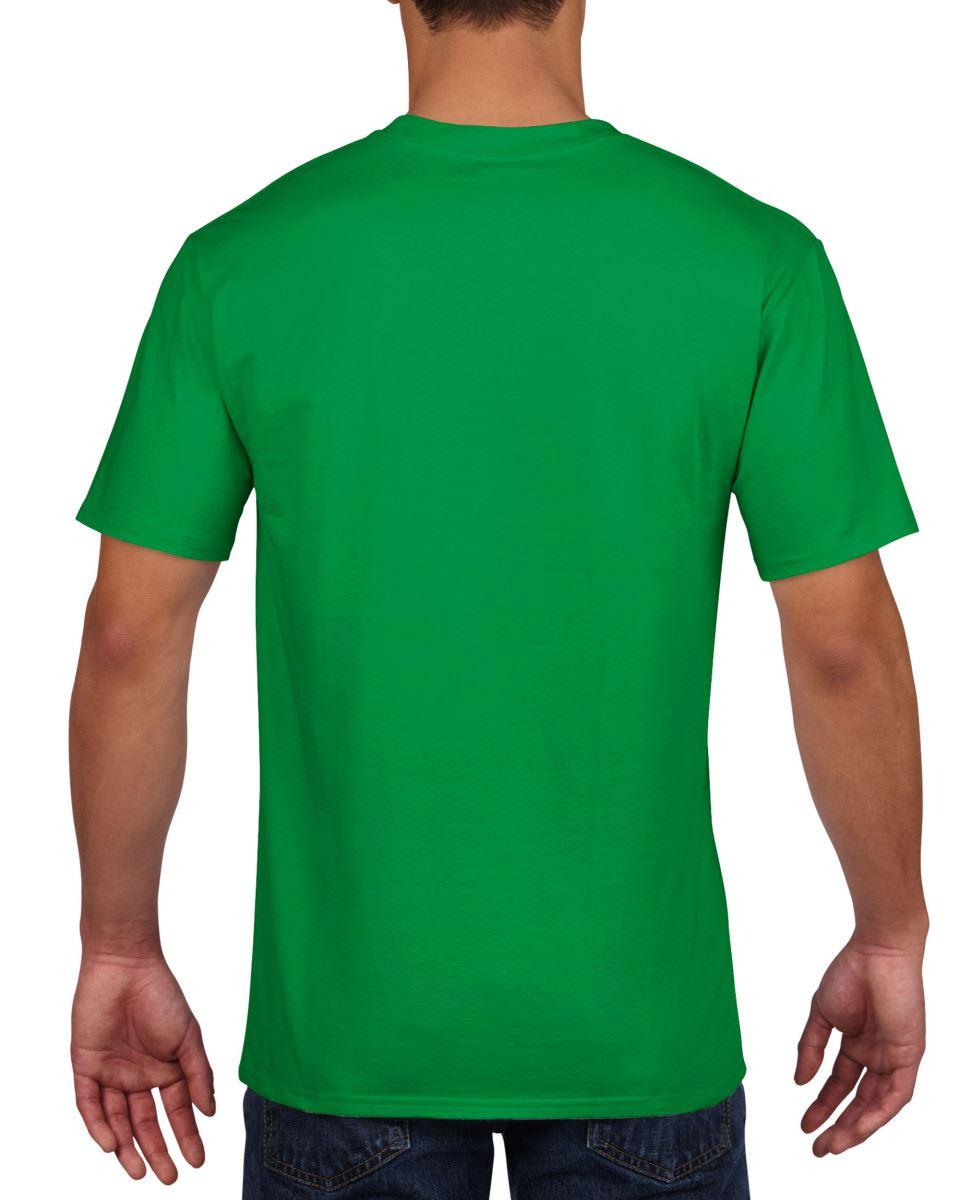 3-Pack-Gildan-Hommes-Femmes-Premium-Softstyle-Ringspun-Plain-T-shirt-en-coton-tee miniature 48