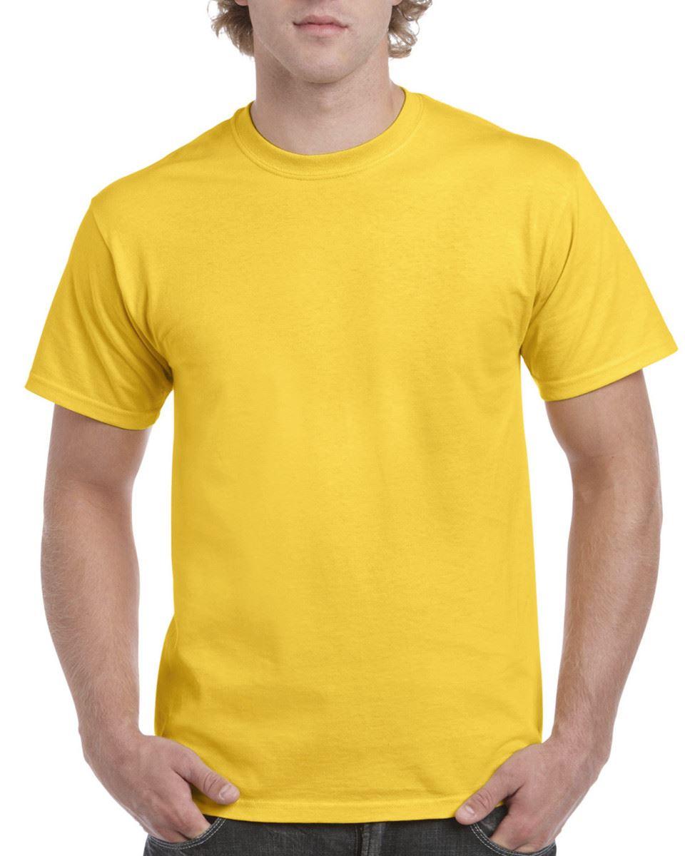 Gildan-Mens-Hammer-Plain-Crew-Neck-T-Shirts-100-Cotton thumbnail 9
