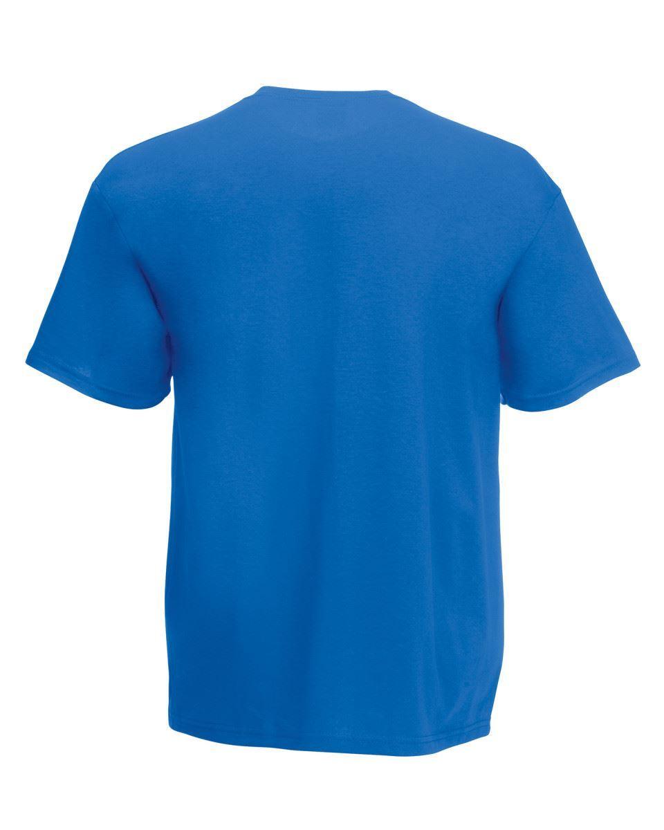 5-Pack-Men-039-s-Fruit-of-the-Loom-Plain-100-Cotton-Blank-Tee-Shirt-Tshirt-T-Shirt thumbnail 276