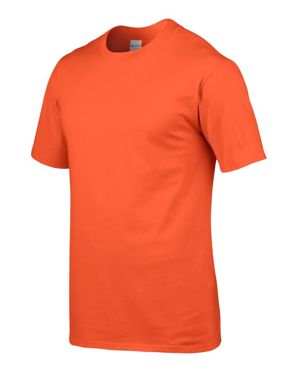 3-Pack-Gildan-Hommes-Femmes-Premium-Softstyle-Ringspun-Plain-T-shirt-en-coton-tee miniature 75