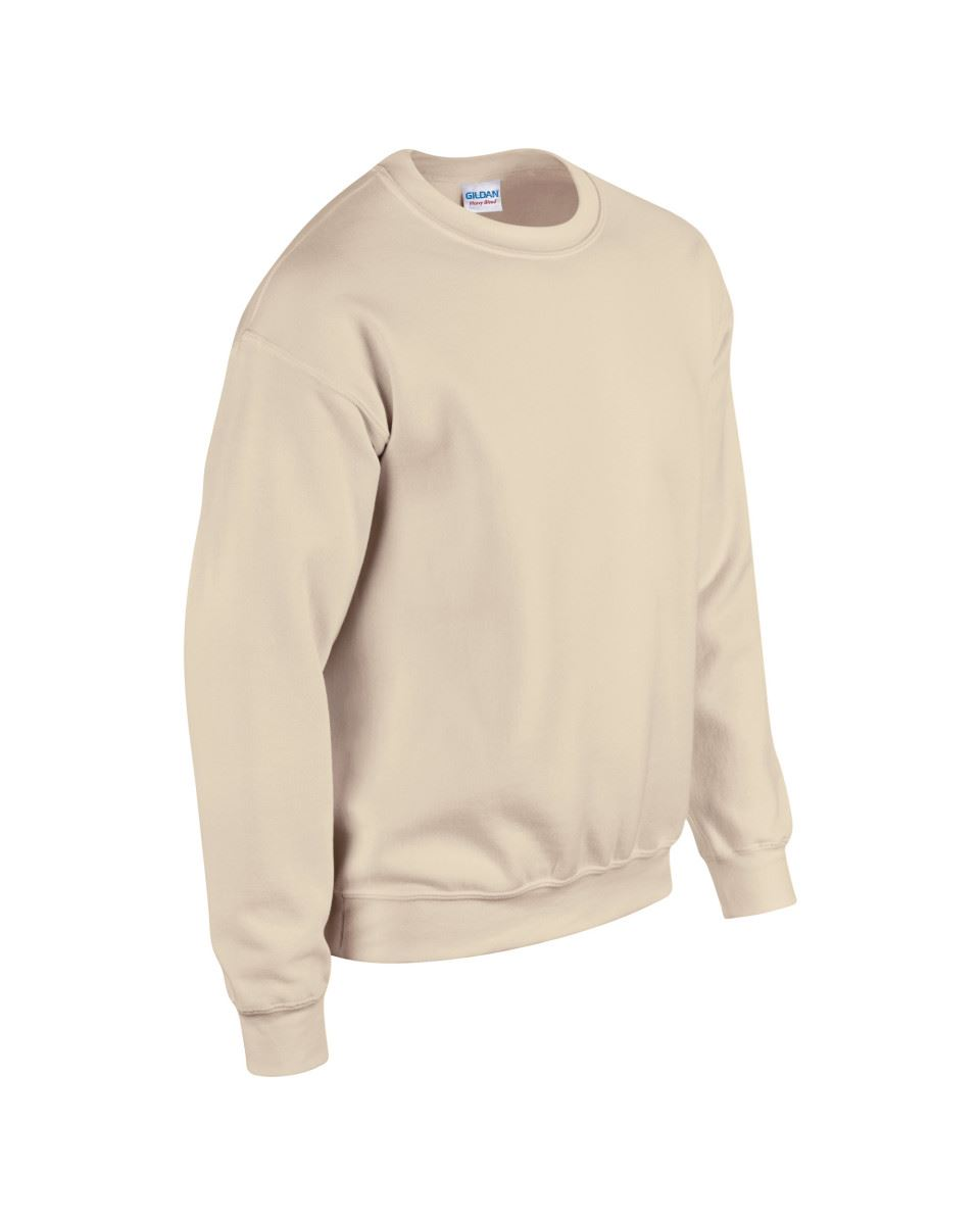 Gildan-Heavy-Blend-Adult-Crew-Neck-Pullover-Sweatshirt-Sweater-Workwear-Uniform thumbnail 149