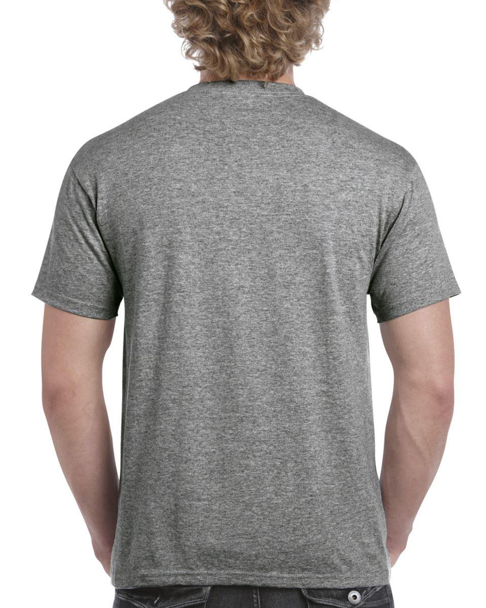 Gildan-Mens-Hammer-Plain-Crew-Neck-T-Shirts-100-Cotton thumbnail 12