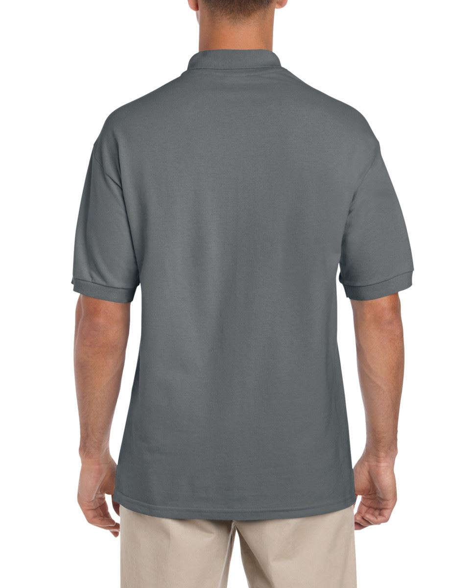 5-Pack-Gildan-Ultra-Cotton-Adult-Pique-Plain-Polo-Shirt-Tee-T-Shirt-Ringspun thumbnail 18