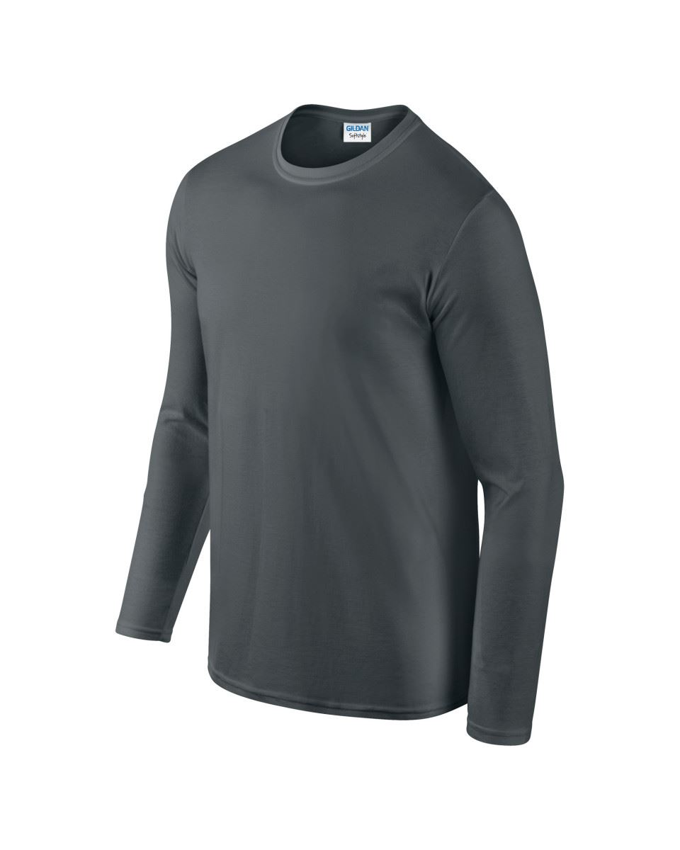 Gildan-MEN-039-S-LONG-SLEEVE-T-SHIRT-SOFT-COTTON-PLAIN-TOP-SLEEVES-CASUAL-NEW-S-2XL thumbnail 15