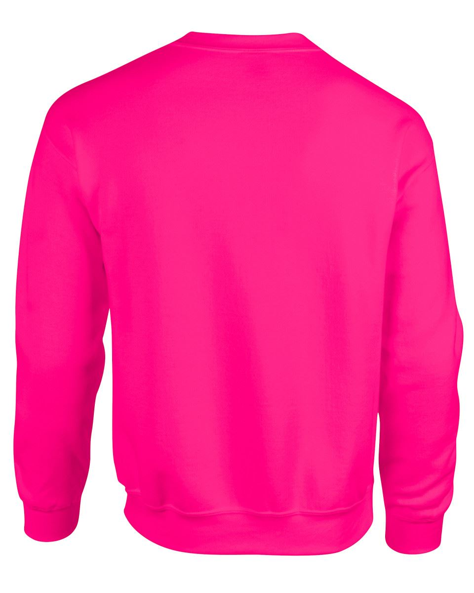 Gildan-Heavy-Blend-Adult-Crew-Neck-Pullover-Sweatshirt-Sweater-Workwear-Uniform thumbnail 145
