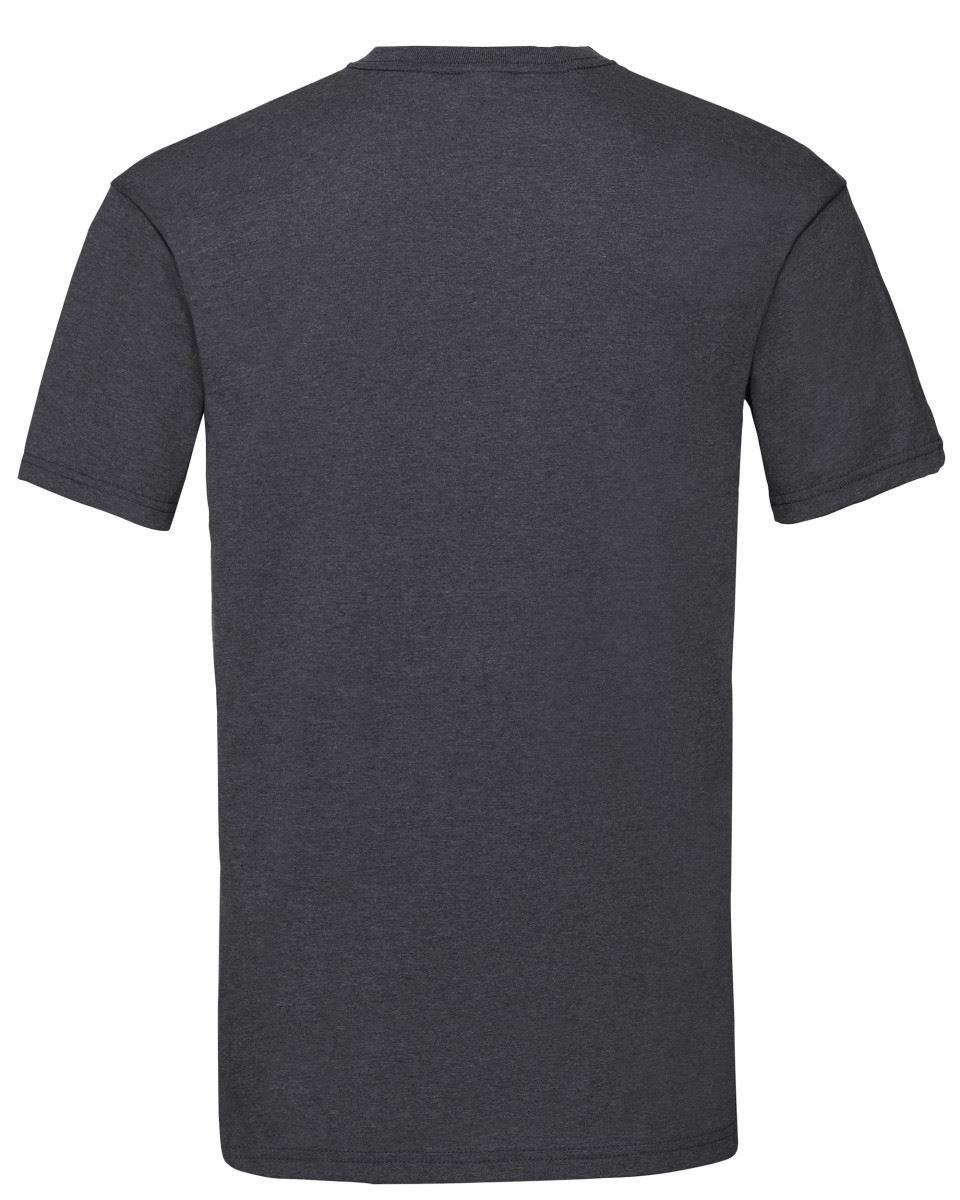 5-Pack-Men-039-s-Fruit-of-the-Loom-Plain-100-Cotton-Blank-Tee-Shirt-Tshirt-T-Shirt thumbnail 101