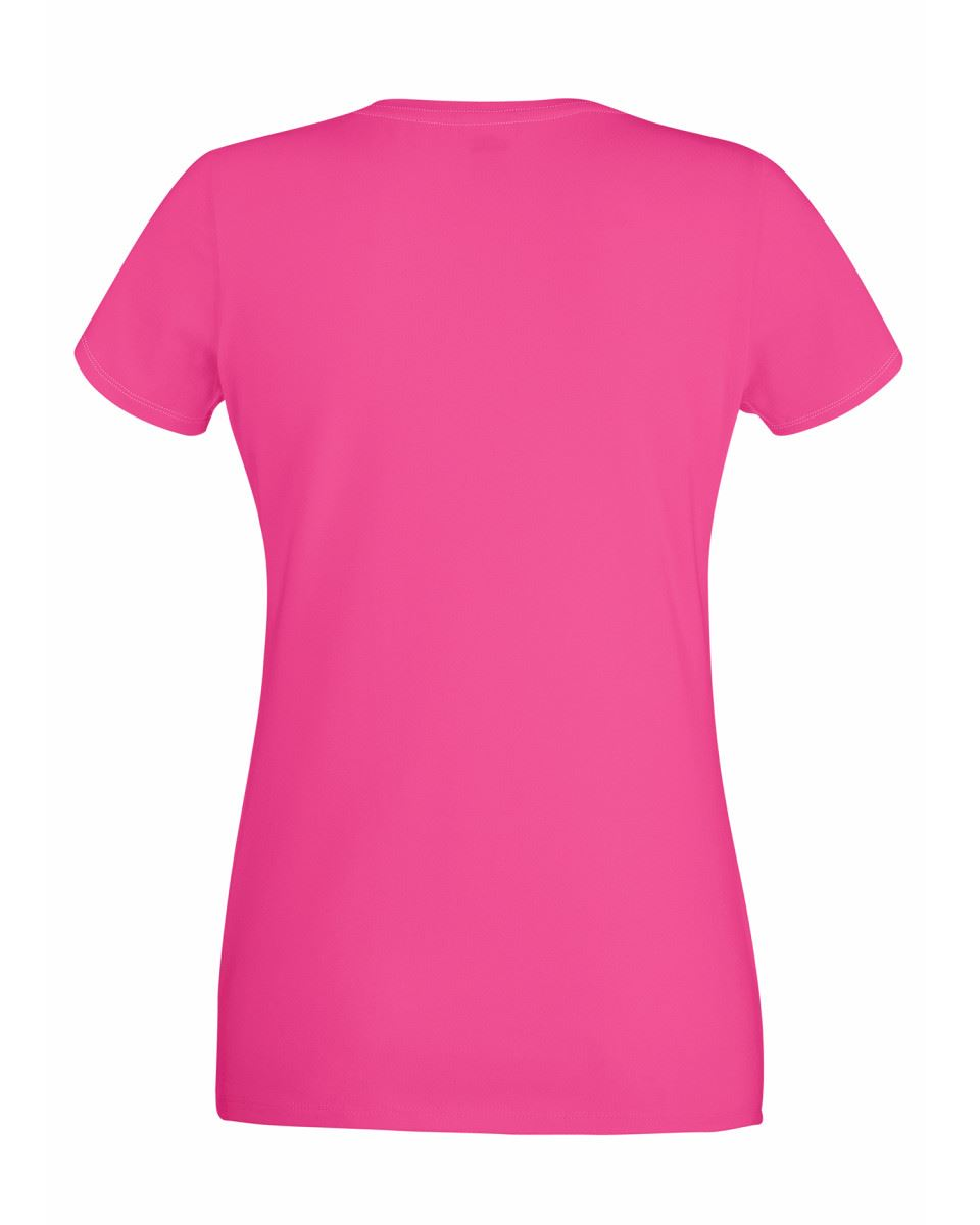 Fruit-Of-The-Loom-LADIES-T-SHIRT-V-NECK-LADY-FIT-COTTON-LYCRA-TOP-TEE-XS-2XL thumbnail 9