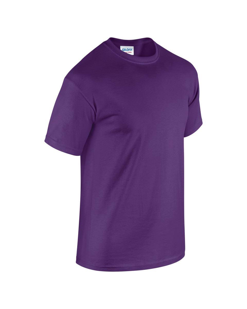 10-Pack-Plain-Gildan-Mens-Heavy-Cotton-Short-Sleeve-Plain-T-Shirt-Tee-T-Shirt thumbnail 167